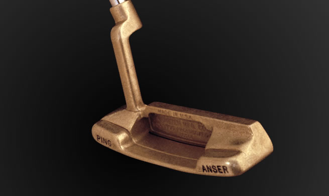 1979 Ping Tops Putter Count