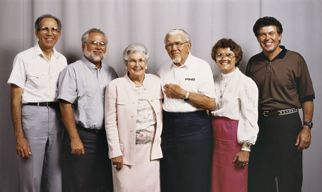 1994 Golf Family of the year
