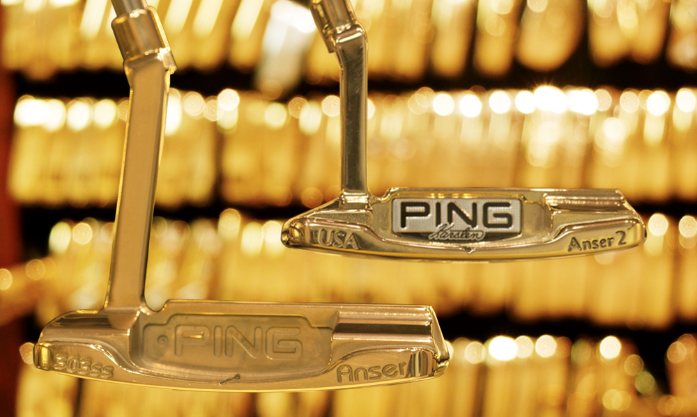 2010 Ping Putters Consecutive