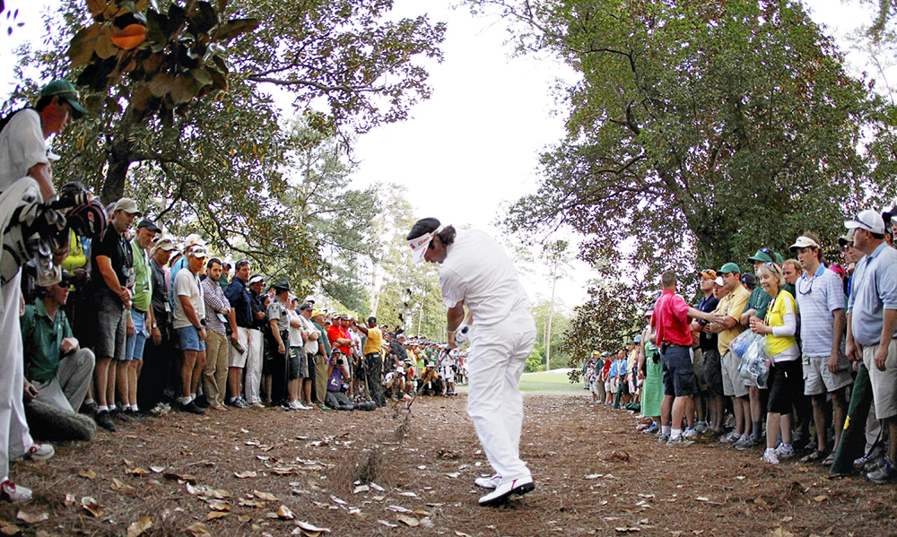 2012 Bubba Watson Wins the Masters